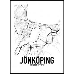Jönköping Karta