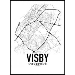 Visby Karta