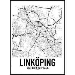 Linköping Karta