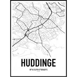 Huddinge Karta