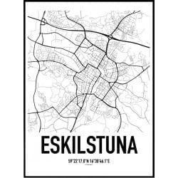 Eskilstuna Karta