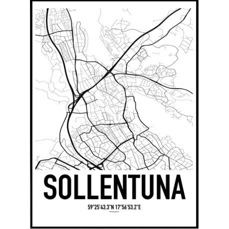 Sollentuna Karta