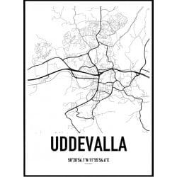 Uddevalla Karta