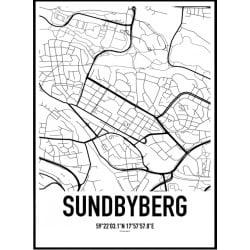 Sundbyberg Karta
