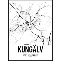 Kungälv Karta
