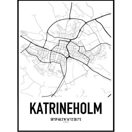 Katrineholm Karta
