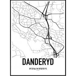 Danderyd Karta