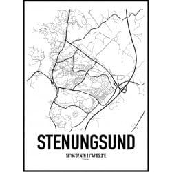Stenungsund Karta