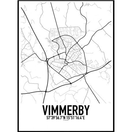 Vimmerby Karta