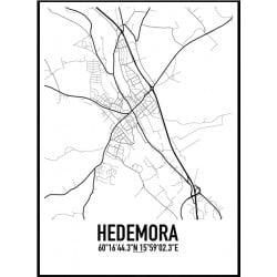Hedemora Karta