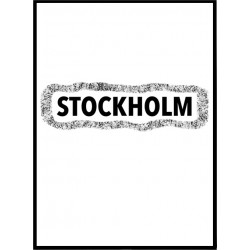 Stockholm Poster