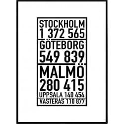 Posters Sverige
