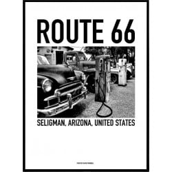 Route 66 Poster