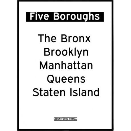 Five Boroughs