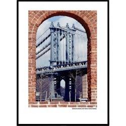 New York Affisch