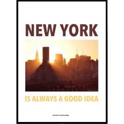 New York Planscher