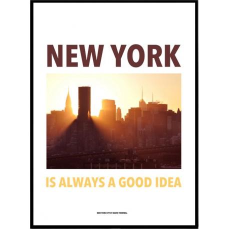 New York Planscher