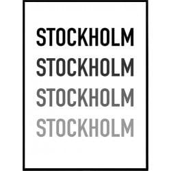 Stockholm X4