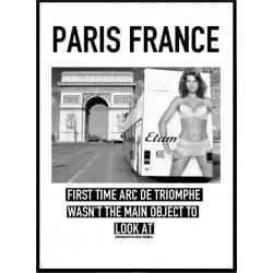 Poster Paris