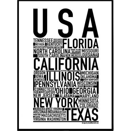 USA 50 Stater