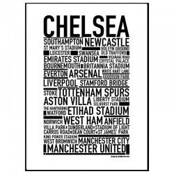 Chelsea Poster