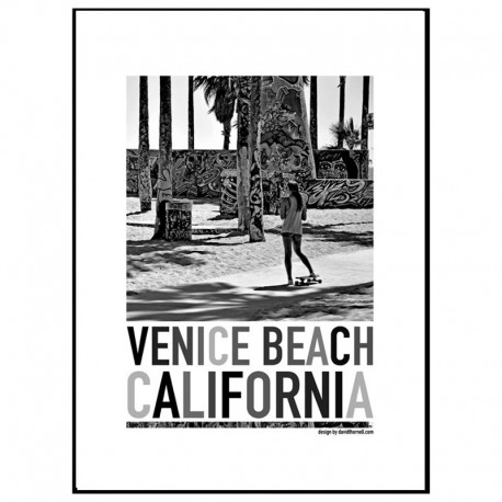 Venice Skate Girl