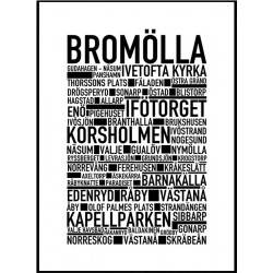 Bromölla Poster