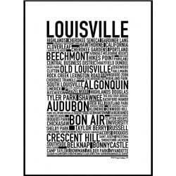 Louisville Poster