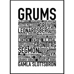 Grums Poster