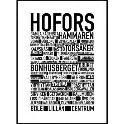 Hofors Poster