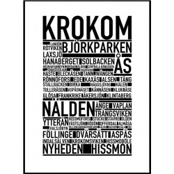 Krokom Poster