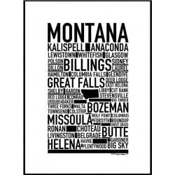 Montana Poster