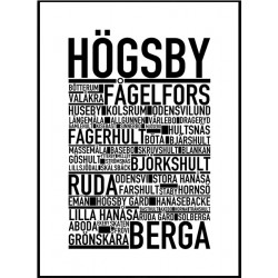 Högsby Poster