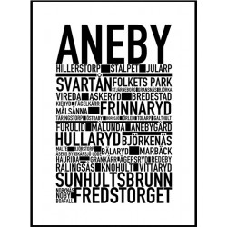 Aneby Poster