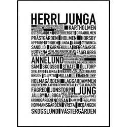 Herrljunga Poster