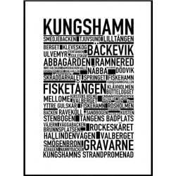 Kungshamn Poster