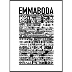 Emmaboda Poster