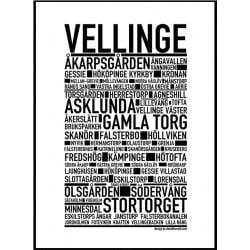 Vellinge Poster