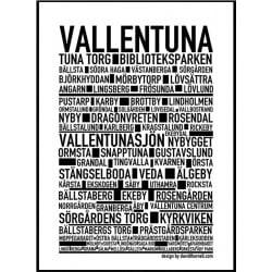 Vallentuna Poster