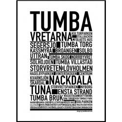 Tumba Poster