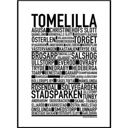 Tomelilla Poster