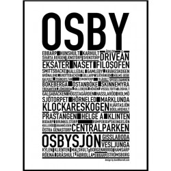 Osby Poster