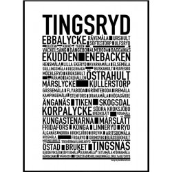 Tingsryd Poster