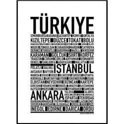 Turkiet Poster