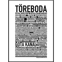 Töreboda Poster