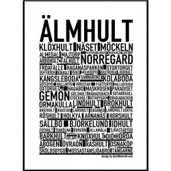 Älmhult Poster
