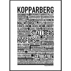 Kopparberg Poster