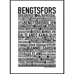 Bengtsfors Poster
