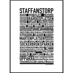 Staffanstorp Poster