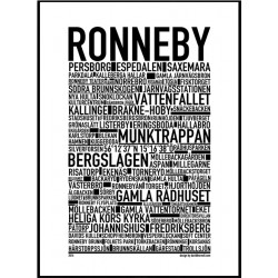 Ronneby Poster